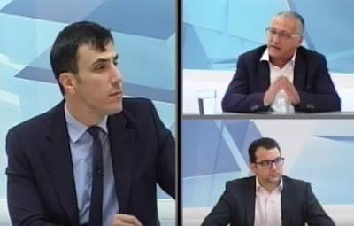 Για όλους και για όλα μίλησε ο πρόεδρος του Επιμελητηρίου Θεσπρωτίας στην τηλεόραση του tv1 (ΒΙΝΤΕΟ)