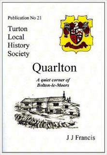 Turton Local History Society #21 - Quarlton