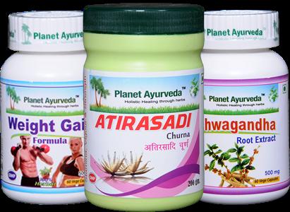 Weight Gain, Natural Supplements, Herbal Medicines, Underweight