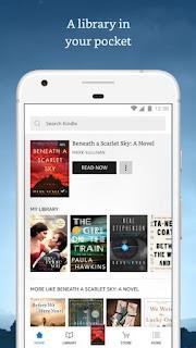 Amazon Kindle v8.6.0.62 APK
