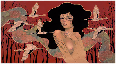 When It Begins, Audrey Kawasaki