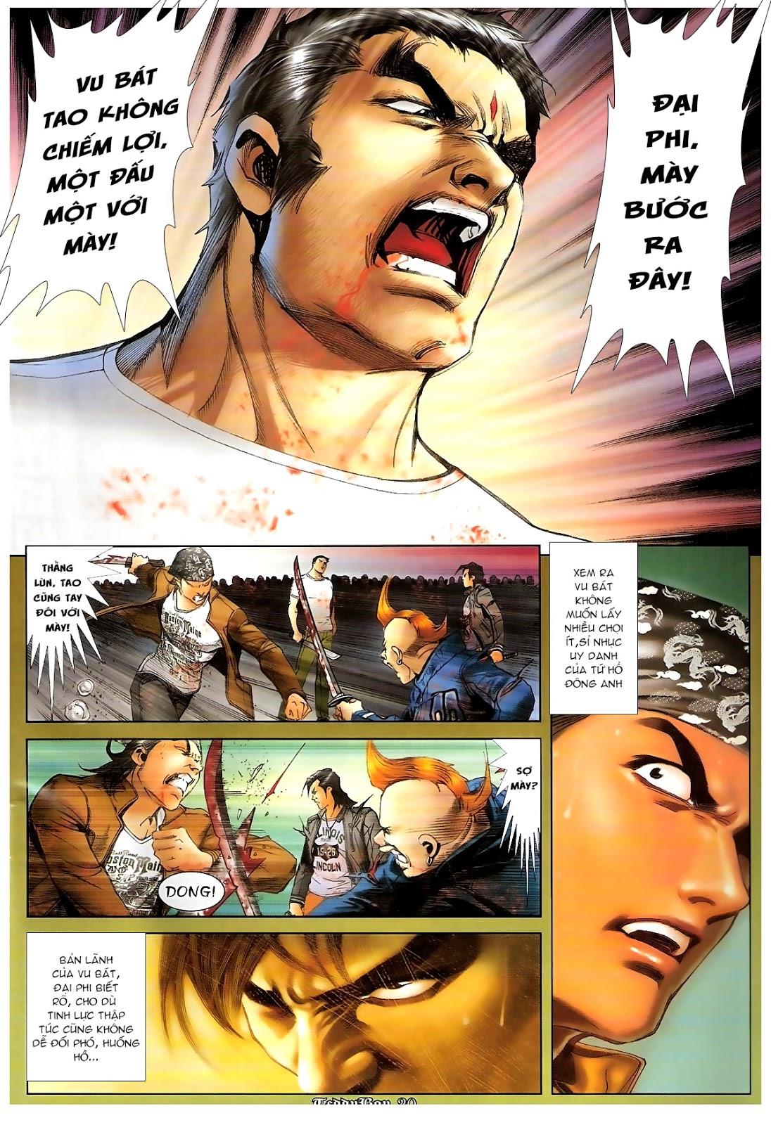 Người Trong Giang Hồ - Chapter 1227: Thái Tử Chung Cực Chiến - Pic 16