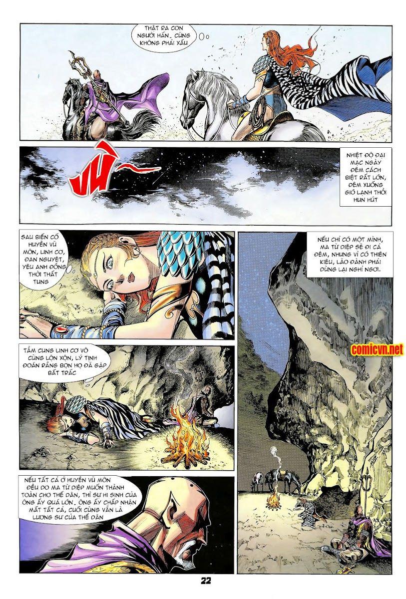 Đại Đường Uy Long chapter 88 trang 23