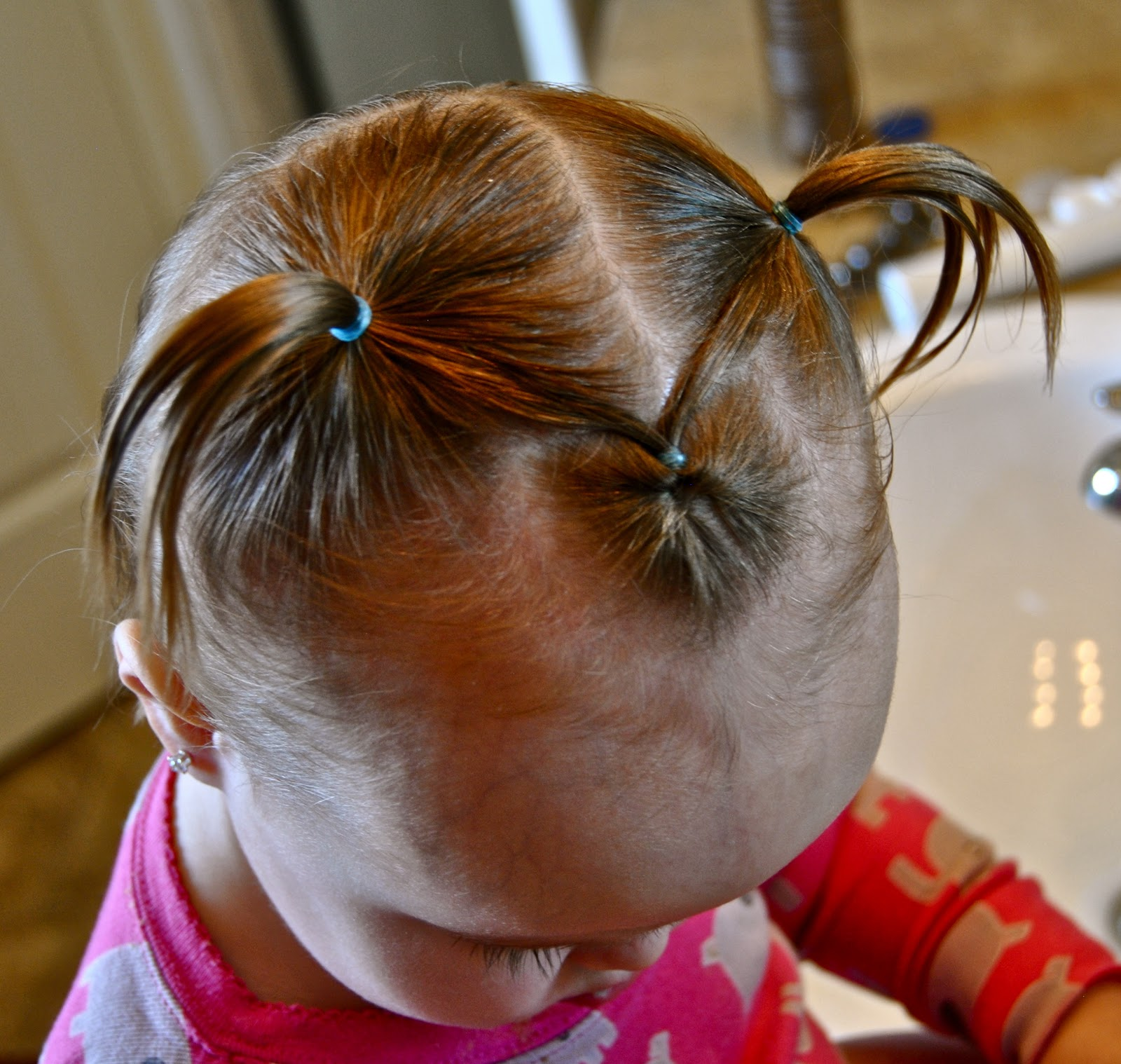 Strange Simply Sadie Jane 15 Hairstyles For Your Busy Toddler Short Hairstyles Gunalazisus
