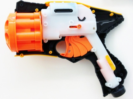 Tactical Tag: SG Nerf: Snapfire!