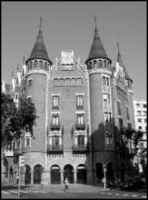 Puig i Cadafalch, en Barcelona