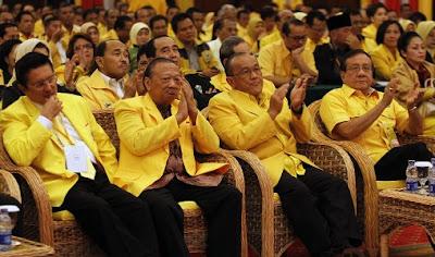 Ketua DPP Golkar Mundur karena Menolak Dukung Ahok