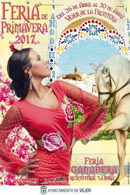Vejer de la Frontera - Feria de Primavera 2017 - Alberto Bermúdez