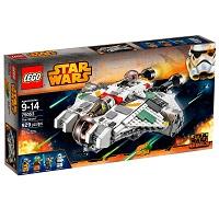 LEGO tema Star Wars The Ghost com 929 peças
