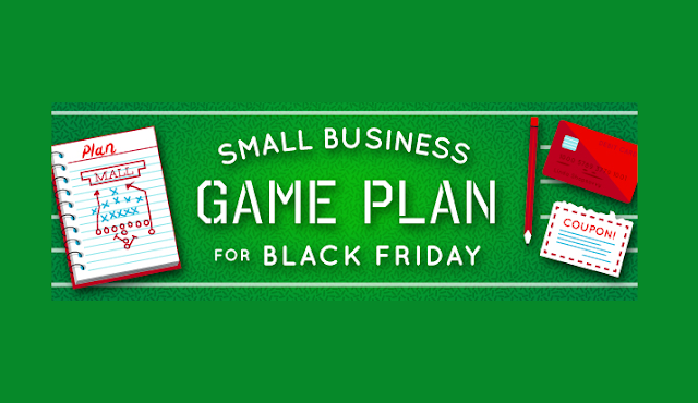 Image: Small Business Game Plan For Black Friday