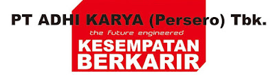 Lowongan Pekerjaan PT. Adhi Karya Bulan April 2017