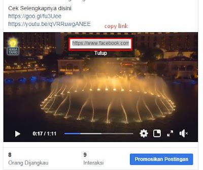 Cara Mudah Download Video Facebook Tanpa Aplikasi