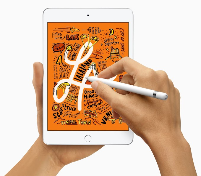 Apple renueva al iPad Mini y iPad Air