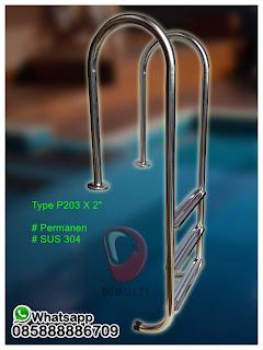 Tangga Kolam Renang Type P203 X 2