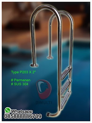 """Jual Tangga Kolam Renang Type P203 X 2"""""""