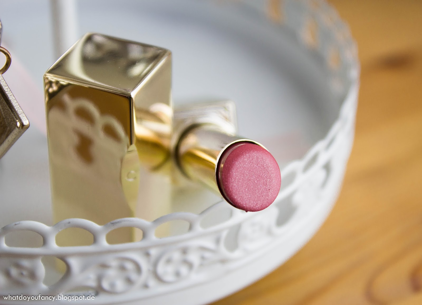 Clarins Rouge Prodige 107 Tea Rose – First Lipstick Love