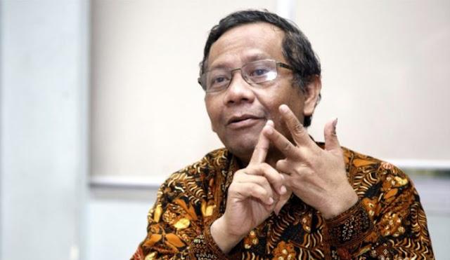 Mahfud MD: Tweet Andi Arief Itu Termasuk Hoaks