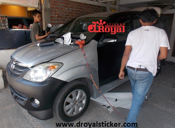 wrapping avanza