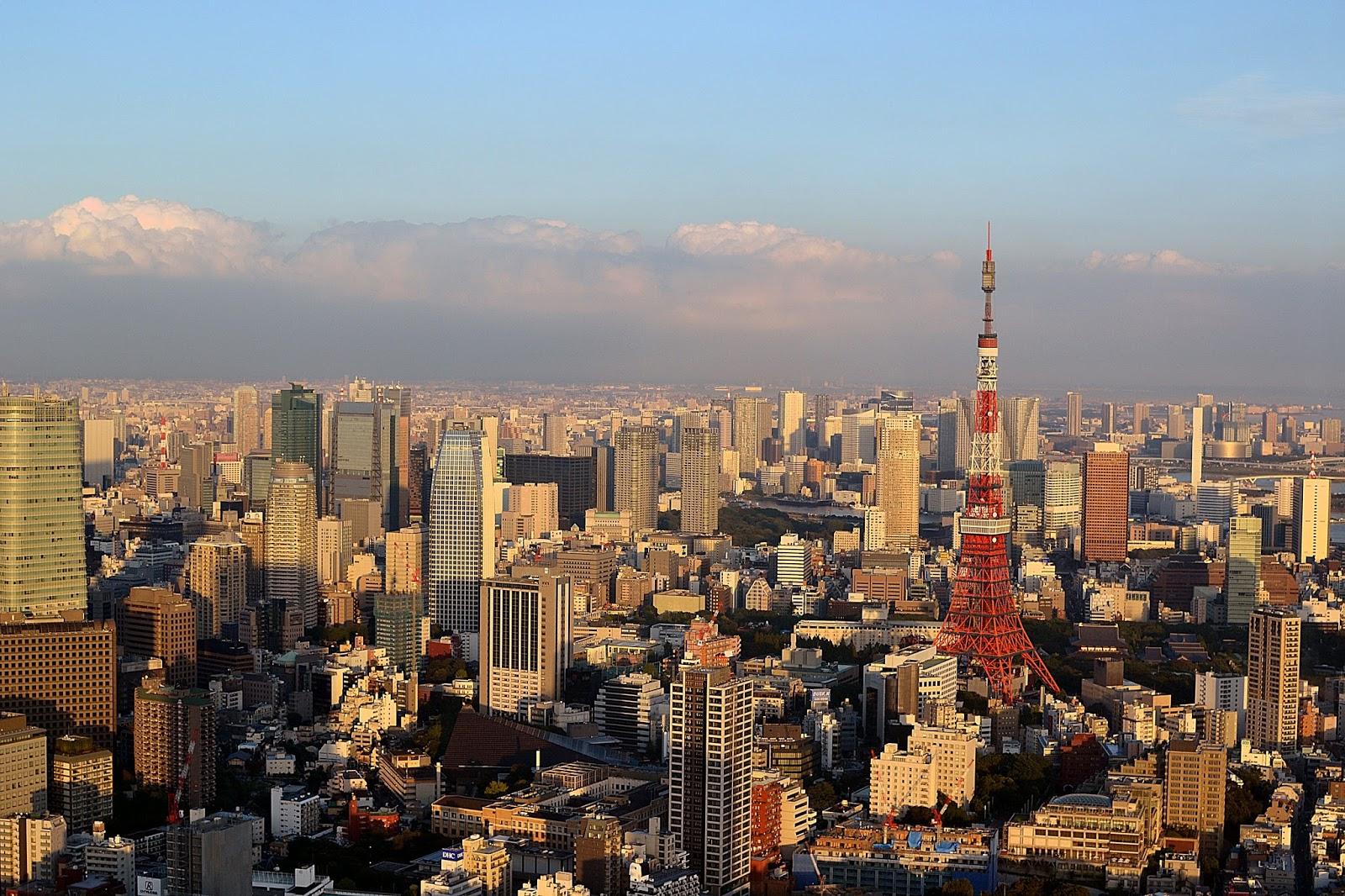 Mori arts centre, rappongi hills, center, tokyo tower, view, must do tokyo, Japan
