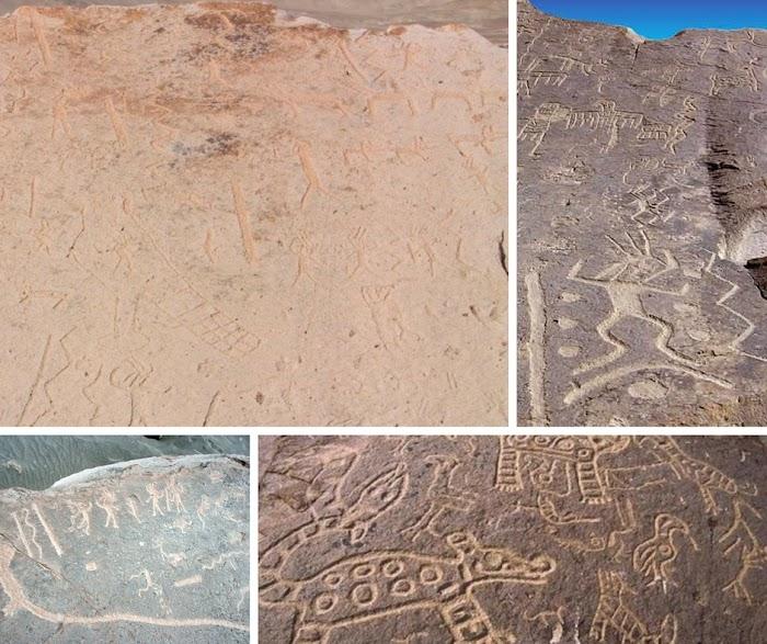Amazingexplore Toro Muerto Petroglyphs Trekking - Acuarela Tour PeruAcuarela Tour Peru