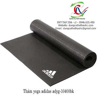 Thảm tập yoga Adidas ADYG 10400BK