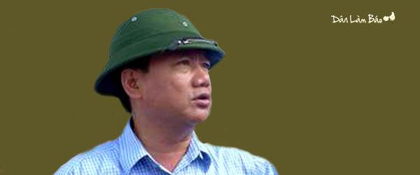 Anh Đinh La Thăng kêu gọi