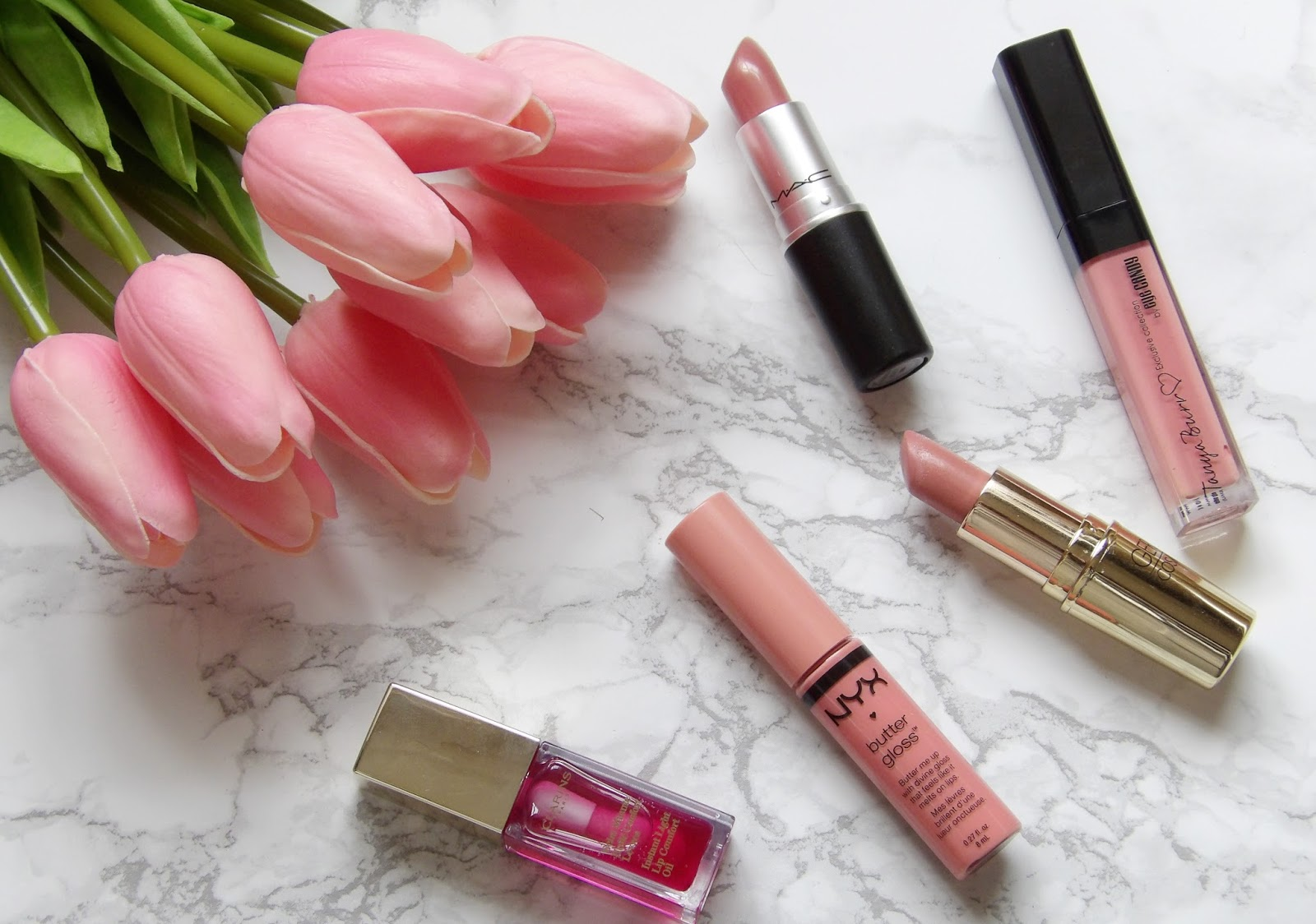 MY TOP 5 LIP PRODUCTS
