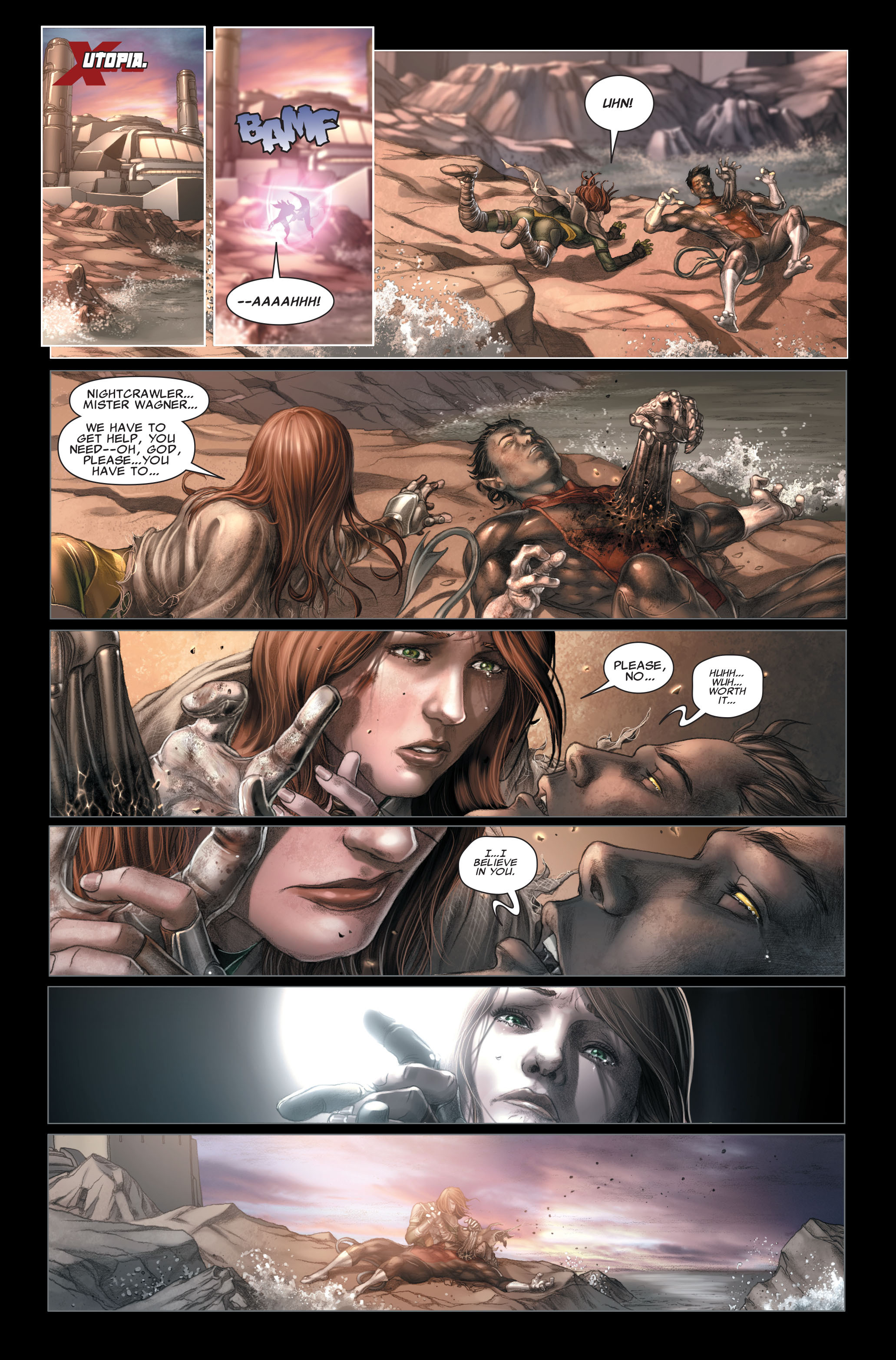 Read online X-Force (2008) comic -  Issue #26 - 21