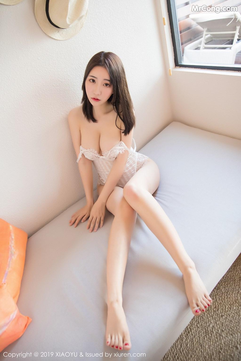 Image XiaoYu-Vol.147-Cherry-MrCong.com-012 in post XiaoYu Vol.147: 绯月樱-Cherry (66 ảnh)