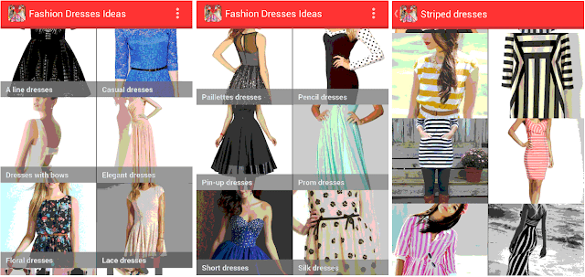Fashion Dresses Ideas Android App