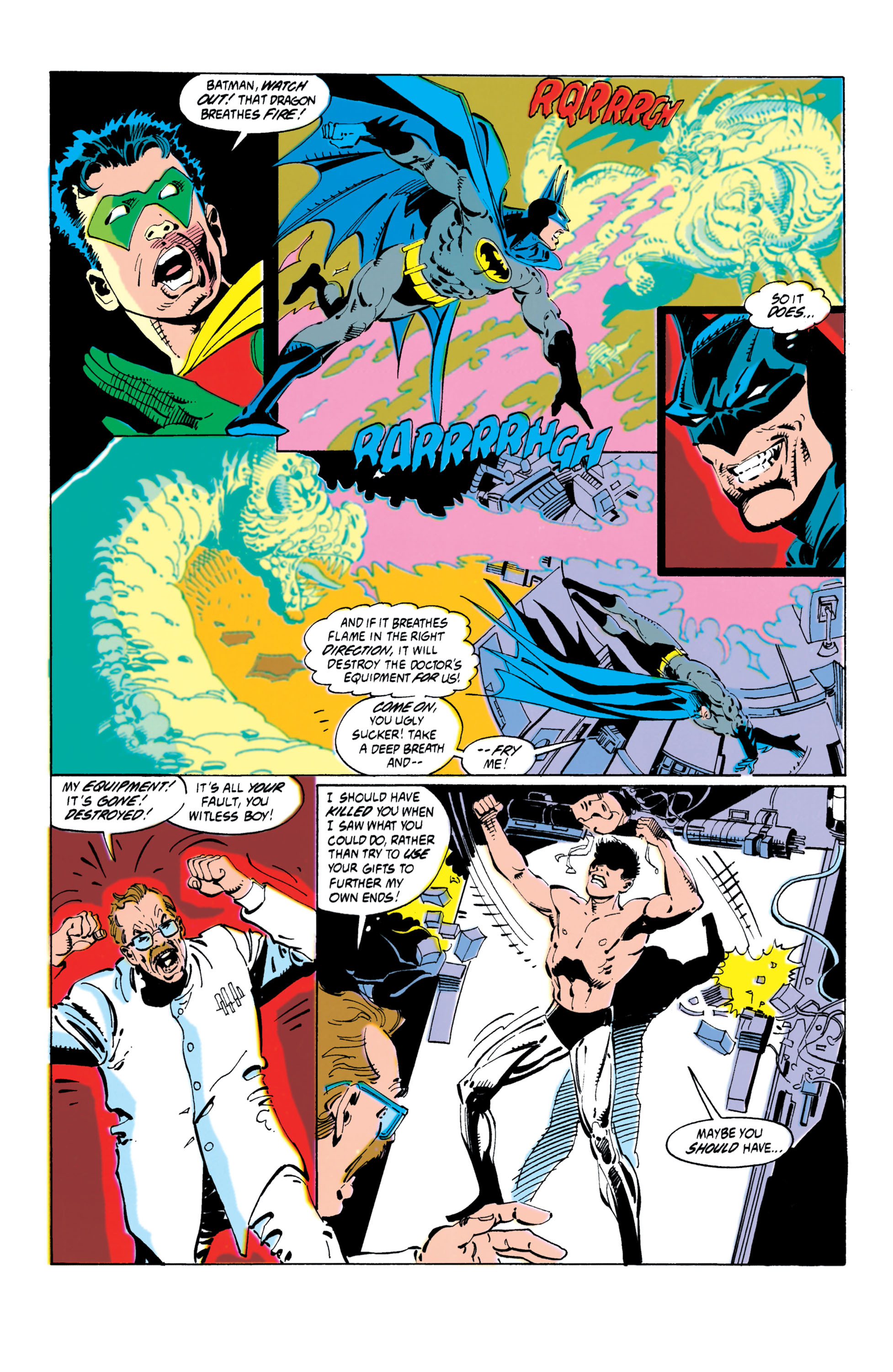 Detective Comics (1937) 637 Page 19