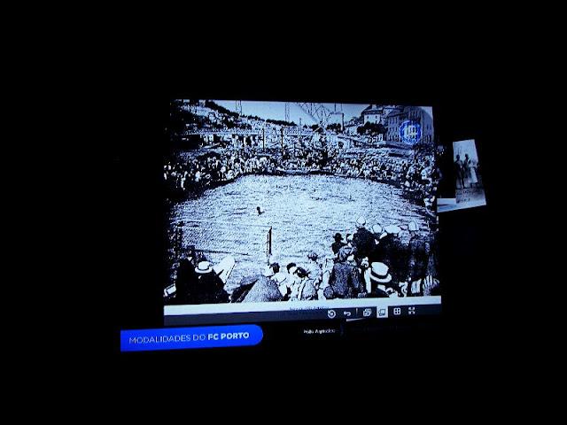 video sobre polo aquático na Ribeira