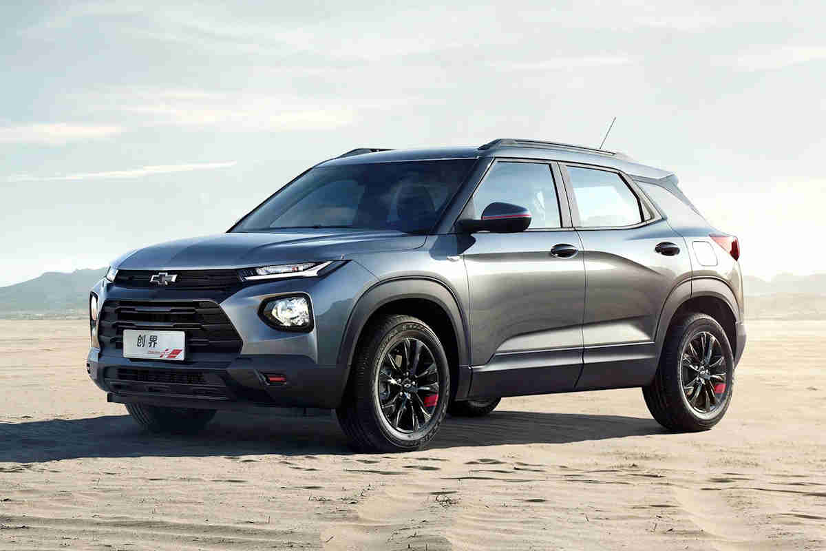 Nope, the 2020 Chevrolet Trailblazer Isn't a 7-Seater Mid ...