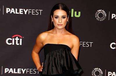 La actriz Lea Michele descubre sus raíces greco-judías
