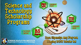 List of Passers: DOST Scholarship Exam results AY 2015-2016