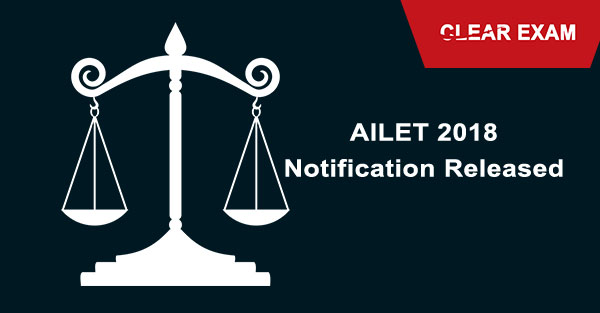 AILET Notification