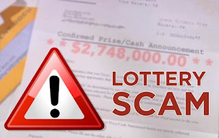 Scams, Lottery Scam