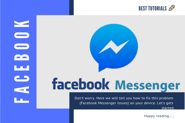 Facebook Messenger Wont Load Messages<br/>