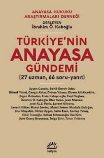 Türkiye'nin Anayasa Gündemi