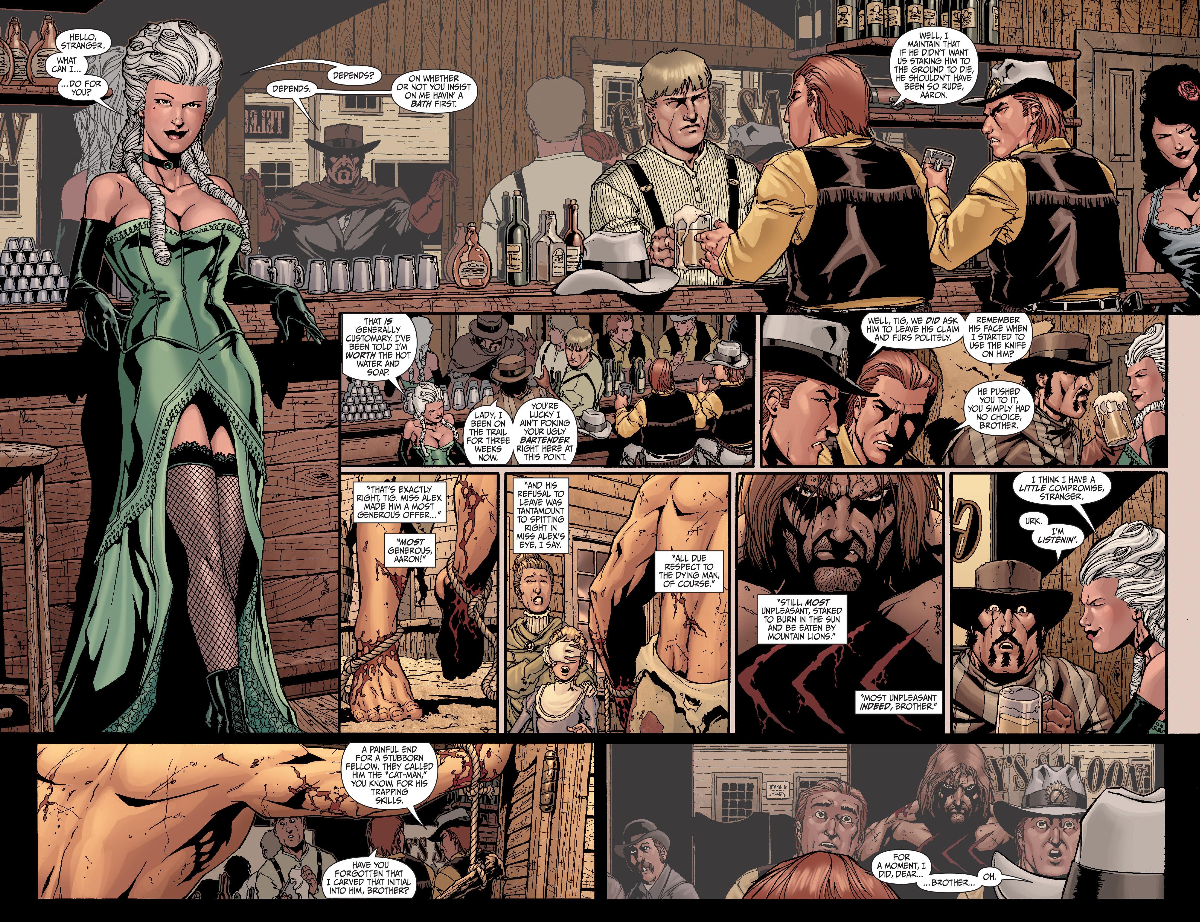 Read online Secret Six (2008) comic -  Issue #24 - 6