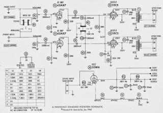 Robert's Tech blog.: Archer StereoDyne/3 Amplifier Clone