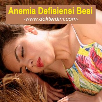 anemia, anemia defisiensi besi, kurang darah