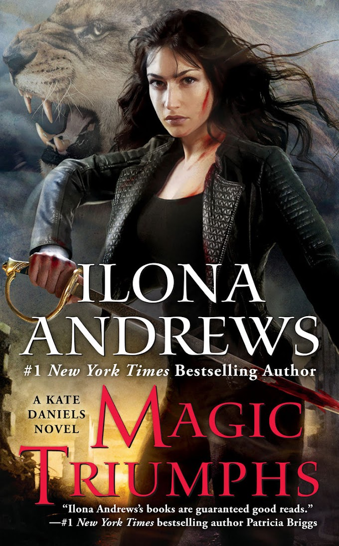 [PDF] Free Download Magic Triumphs By Ilona Andrews