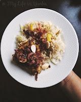 Mofatah Al Dajaj   An Ethnic Saudi Rice and Chicken Dish