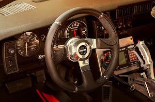 1987 Chevrolet Camaro Pro Street Custom Steering Wheel