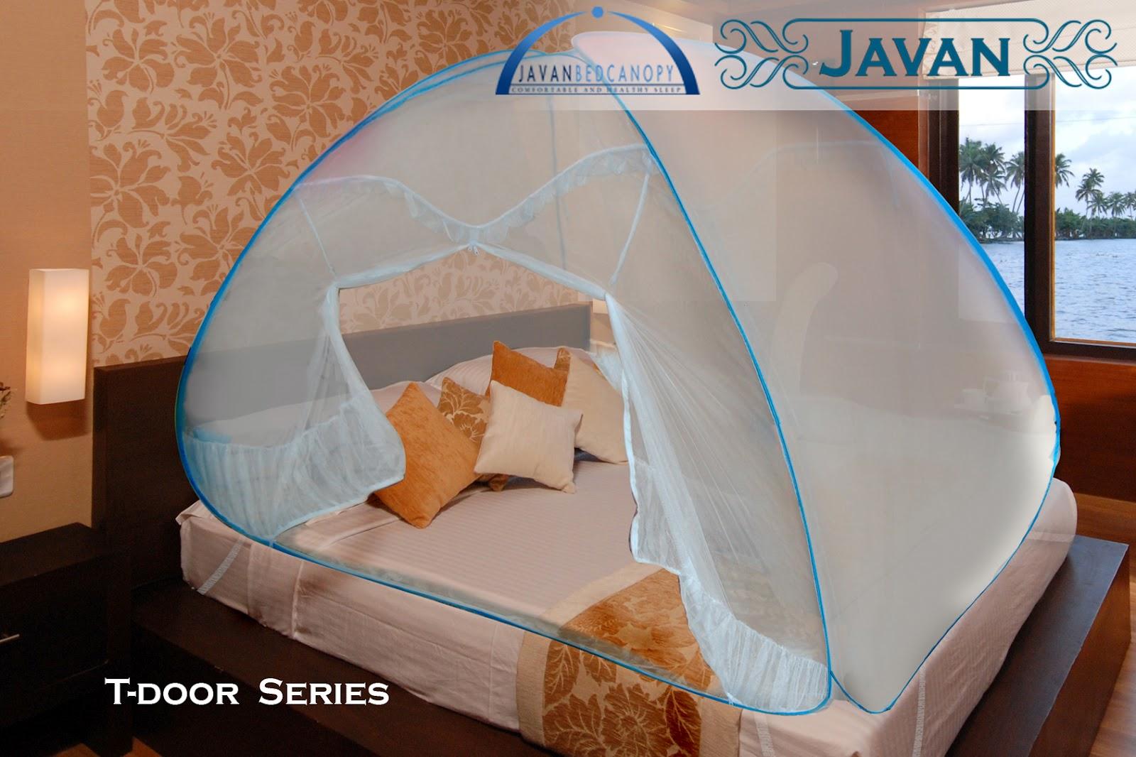 - DAFFA BABY SHOP: Javan Bed Canopy T-DOOR SERIES