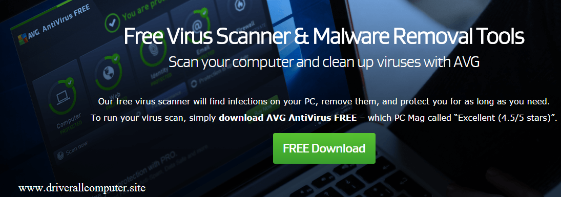 computer virus scan and removal free