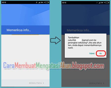akun google tidak bisa dibuka di android