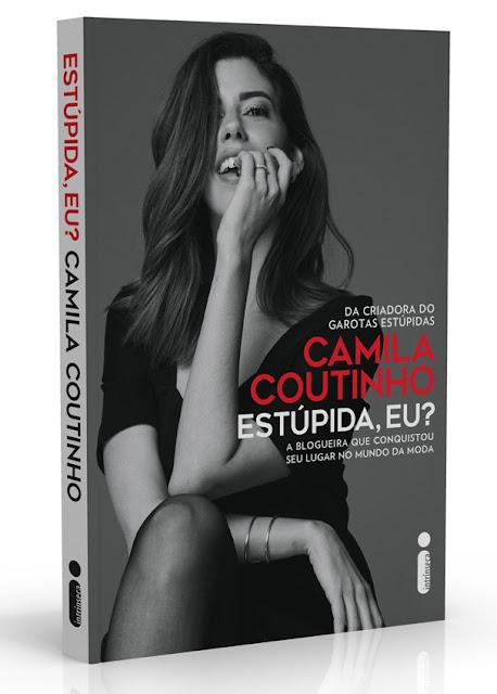 Livro de Camila Coutinho!