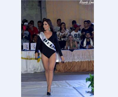 Jovem de Delmiro Gouveia, é a vencedora do  1º Concurso Garota Alto Sertão/2018